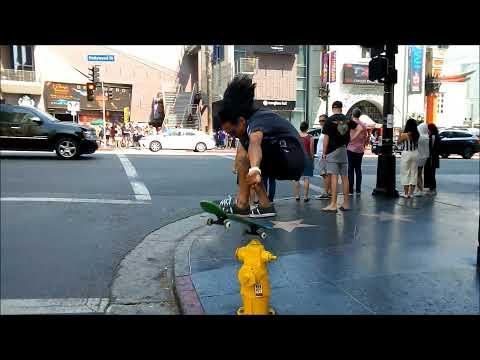 From L.A.   Skateboarding Short Film