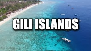 Best of Gilis - Gili Trawangan, Gili Meno, Gili Air