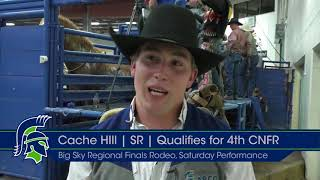 Cache Hill Fights Through Equipment Issues to Qualify for 4th CNFR