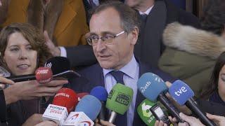 Alonso (PP) rinde homenaje a Gregorio Ordóñez