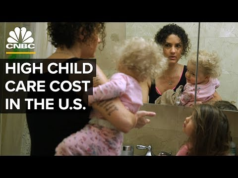 Why Daycare Is So Expensive In America