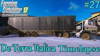 FS17 Timelapse, De Terra Italica #27: Lots More Cows!
