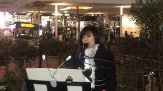 千葉県木更津市出身のピアノ弾き語りシンガーソングライターmocaによる路上ライブです♪ 楽曲名は『弱虫』です。 なんとまだこの曲はCD化され...