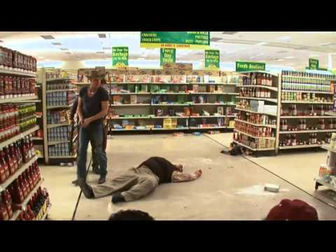 Zombieland - Behind the Scenes [part 1]