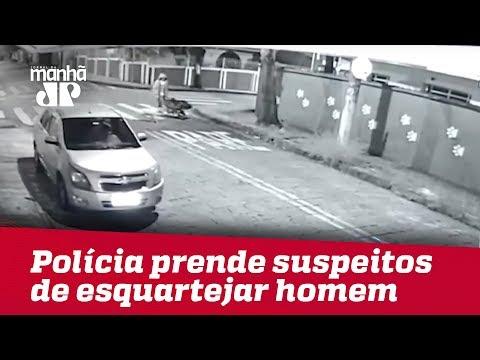 Polícia Prende Dois Suspeitos De Esquartejar Homem E Esconder Em Carrinho De Mão Em Santo André
