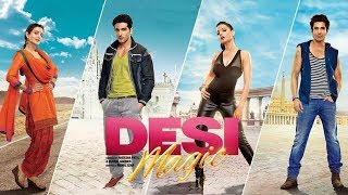 Ameesha Patel excited about her upcoming home production film 'Desi Magic'