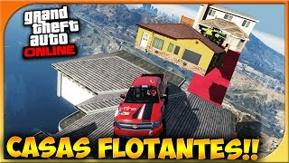 4X4 SOBRE CASAS FLOTANTES!!! | GTA V ONLINE | c/Braxxter(Cancion Intro: P Holla-Do It For Love ☛Mi Twitter: https://twitter.com/Dewrongta ☛Mi Instagram: https://www.instagram.com/dewronoficial/ ☛Mi Facebook: ..., 2017-01-05T21:00:30.000Z)