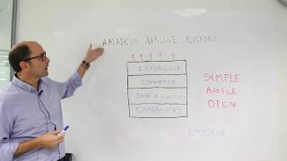 Sebastian Cavanagh on the Amadeus Airline Platform