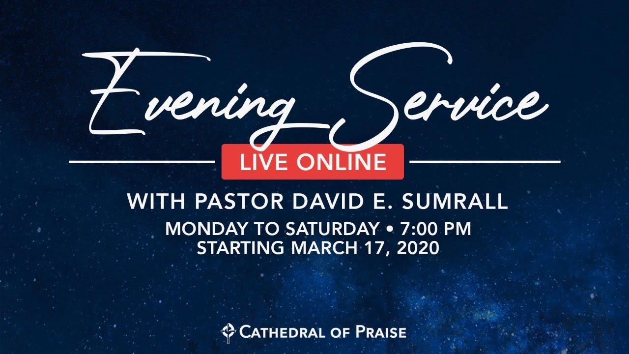 COP Evening Worship Service - JULY 9, 2020