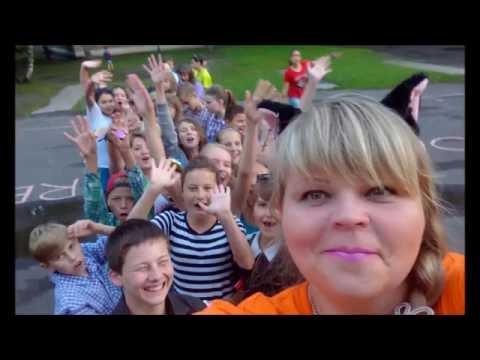 """детский лагер, """"Солнечная поляна"""",  Омский район, июль, 2016"""