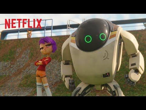 Robot 7723   Tráiler oficial   Netflix
