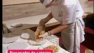 Procesador Catering / Procesadora Catering. Ocupaciones. SAE.