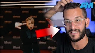 VOCAL COACH reacts to BTS singing BUTTER (live)