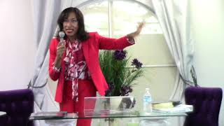 """Growing Your Capacity To Live Life By the Favor of God""  PT3  Pastor Sandy Mays"