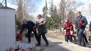 В Кузнецке почтили память земляков-ликвидаторов аварии на Чернобыльской АЭС