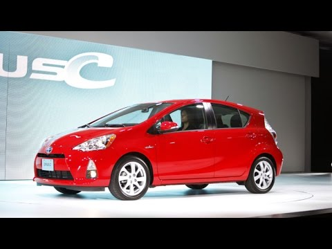 [HOT NEWS] Refreshed 2017 Toyota Prius C adds standard safety features - the car crash radio