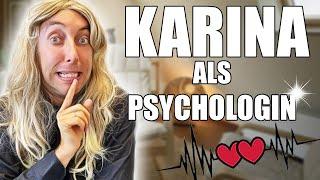 Karina bei der Arbeit - Psychologin | Freshtorge