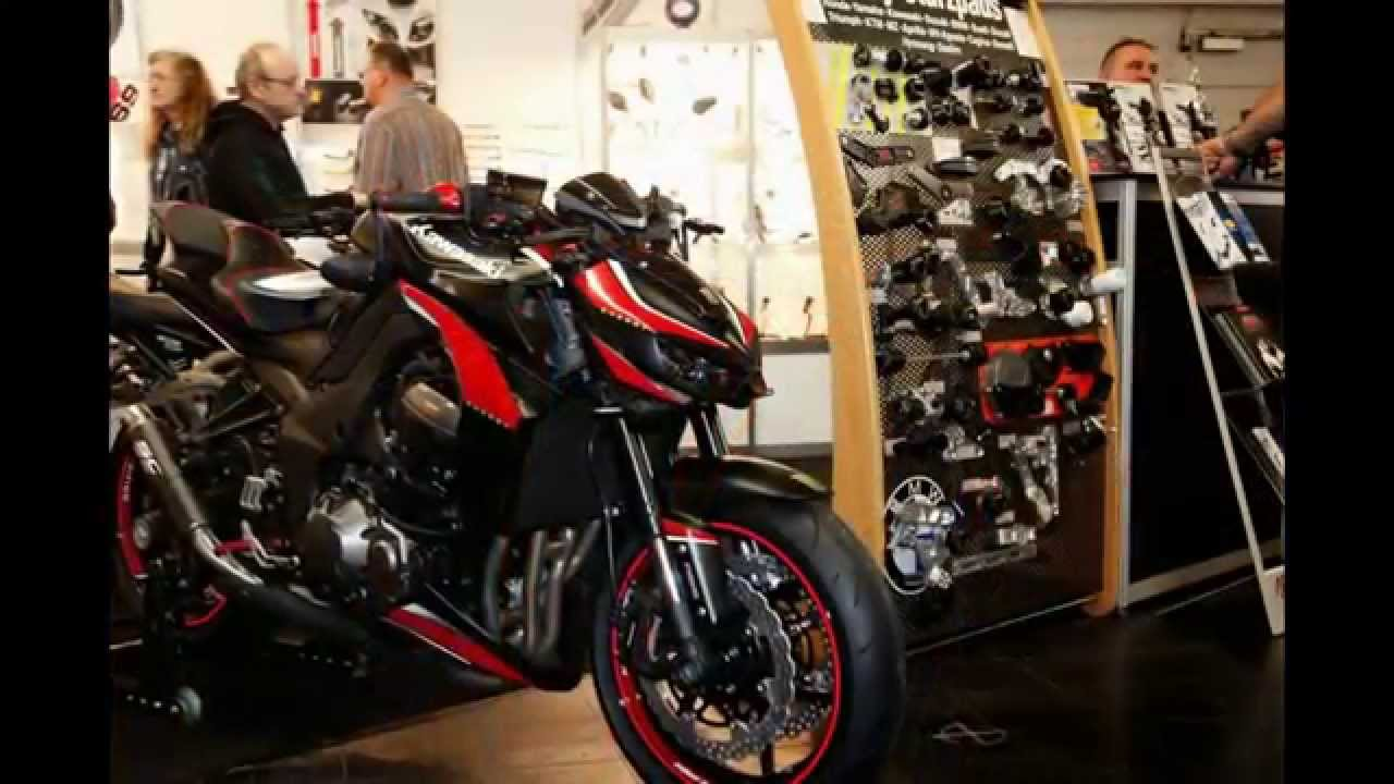 Z1000 ALL THE SPECIAL TUNING EDITIONS