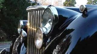 Jaguar MK V - Autonoleggio Bianchi