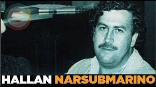 Encuentran submarino de Pablo Escobar y buscan millonario botín