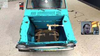 My Summer Car Bölüm 4 Maşallah Sese bak Arabayı çalıştırıyoruz