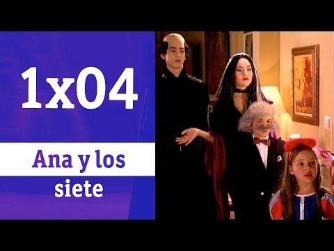 Ana y los siete: 1x04 - Cumpleaños feliz   RTVE Series
