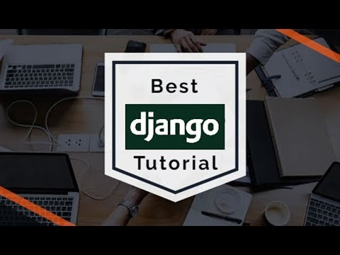 Django - Building a music project video 1