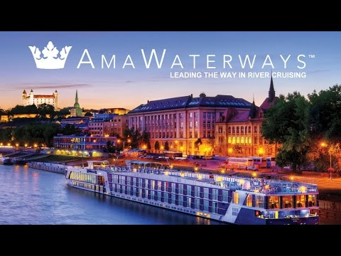 AmaWaterways Luxury European River Cruises