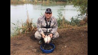 Рыбалка в Волгодонске!!!! Третий день))) Ловля карася в дождь))))