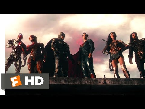 Justice League (2017) - Final Crisis Scene (9/10) | Movieclips