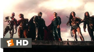 Justice League (2017) - Final Crisis Scene (9/10) | Movieclips