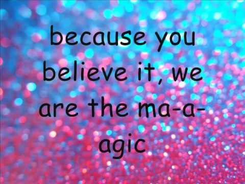 Elizabeth Gillies-We are Believix