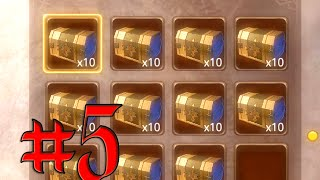 Heroes Of Camelot - Episode 5 - Opening 260 Chests and more ( +320 SUMMON STONES ) Thumbnail