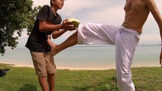 Češi v Thajsku - Jakub na Samui - KOKOSÁK