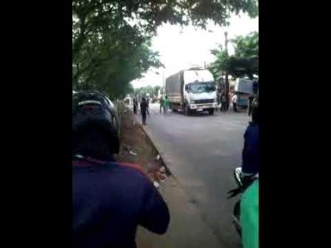 Ormas GMBI dan Pemuda Pancasila bentrok memperebutkan Lahan parkir