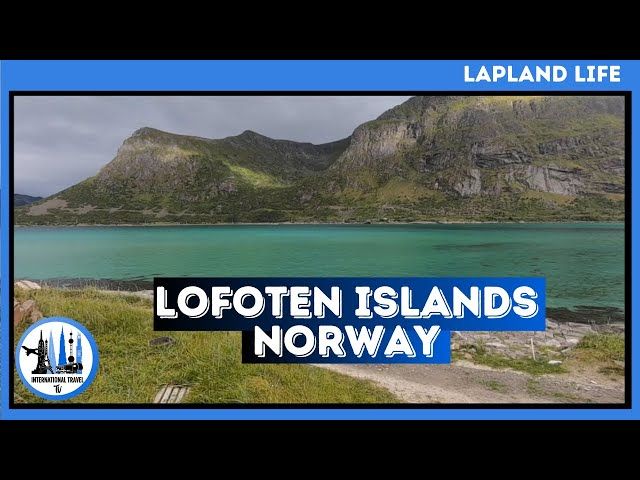 Lofoten Islands Norway - Camping trip didn't go as planned!