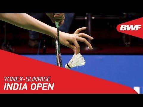 YONEX-SUNRISE DR. AKHILESH DAS GUPTA India Open 2018 | Promo | BWF 2018 Mp3