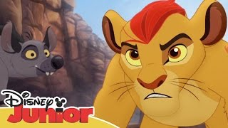 La Guardia del León: Momentos Especiales - Enemigos | Disney Junior Oficial