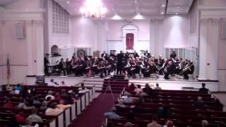 Elmhurst Symphonic Band Spring 2014 Concert.