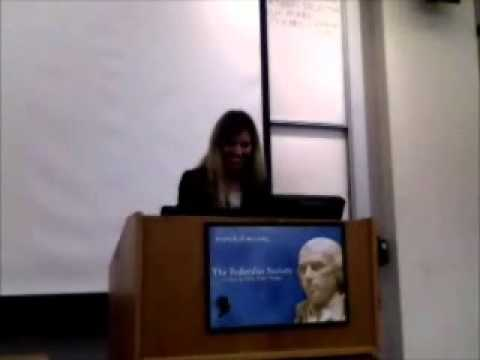 The Lasting Effects of Roe v. Wade Debate at Rutgers Federalist Society (Newark)