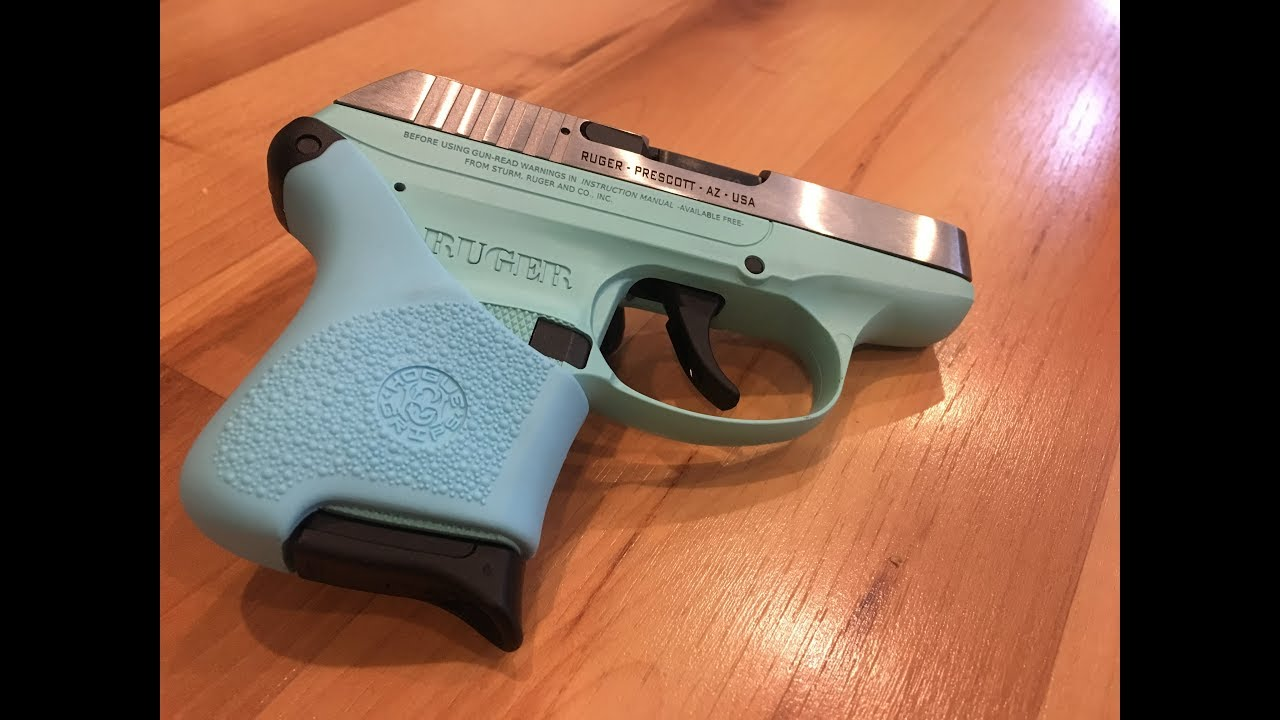 Best compact pistol!-Ruger LCP 380