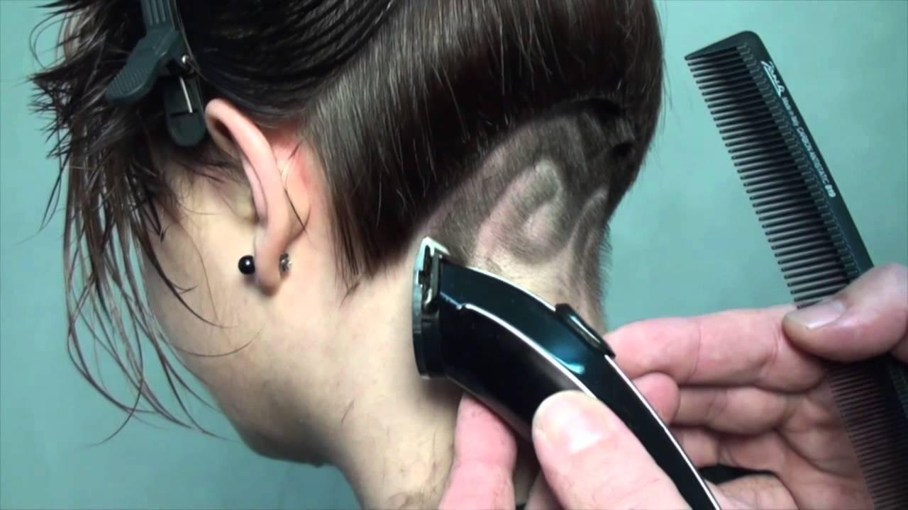 ermila Step by Step Video - Tattooed Bob by Alex Kübler