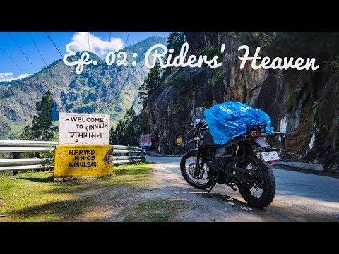 Spiti Valley Road Trip | Ep. 02 Riders' Heaven (Kinnaur) | Royal Enfield Himalayan #TravelVlog