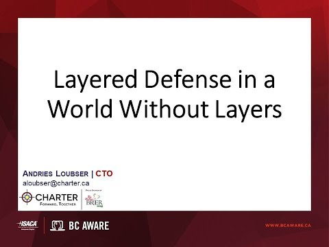 Layered Defense in a World Without Layers