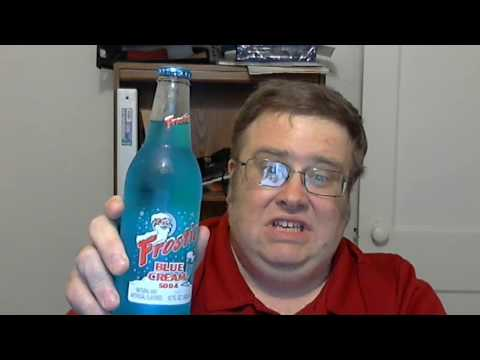 JMShearer Tries Frostie Blue Cream Soda And Frostop Red Birch Beer