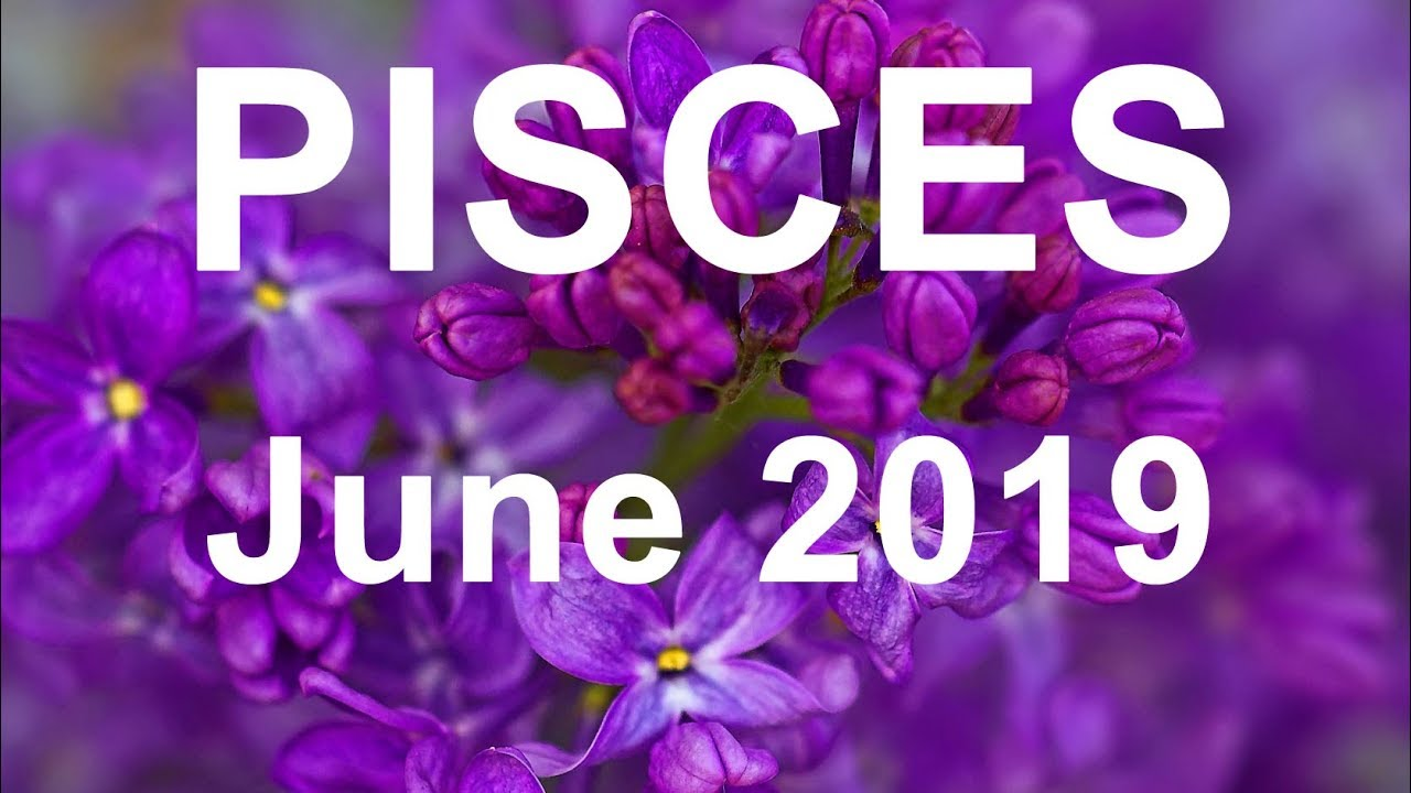 PISCES JUNE 2019: THE CUP OF JOY! VICTORY! PISCES TAROT READING