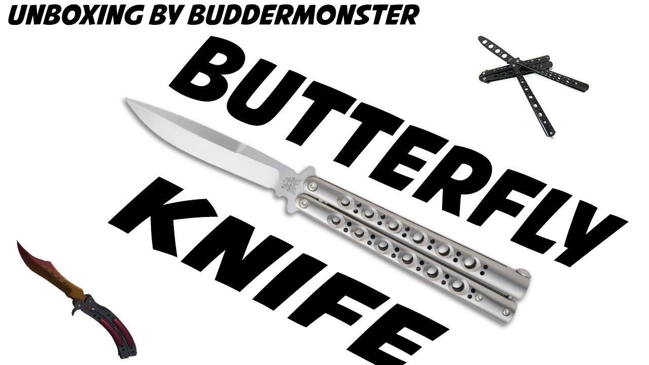 Butterfly Knife Dragon Tattoo Unboxing Trainer Youtube