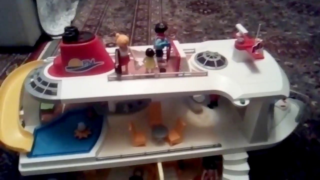 playmobil un voyage en croisi re youtube. Black Bedroom Furniture Sets. Home Design Ideas