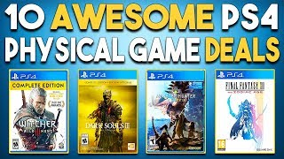 10 Awesome Ps4 Game Deals Available Now! Great Deals  3/21/18