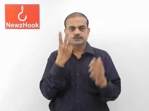 Sensex hits over 35 points, Nifty settles above 8,800 - Sign Language News by NewzHook.com